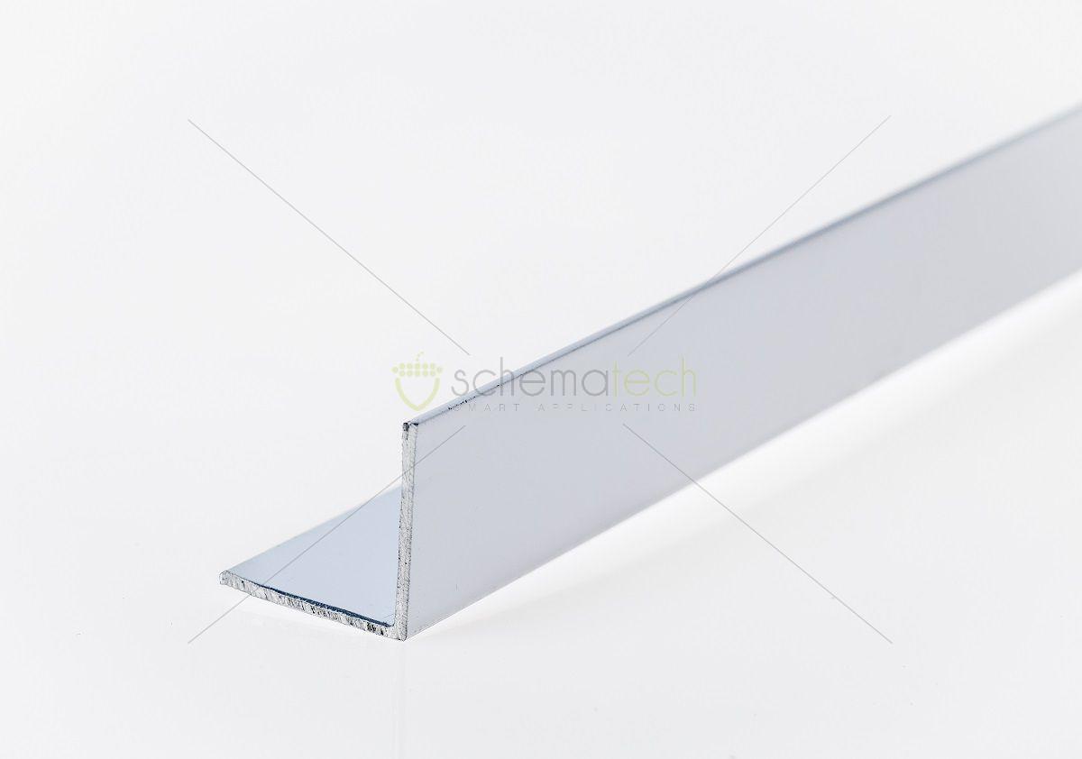 Aluminium Angle 25mm X 25mm Aluminium Angles Metal